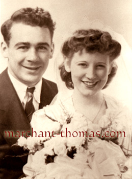 Tom Thomas & wife, Mickey